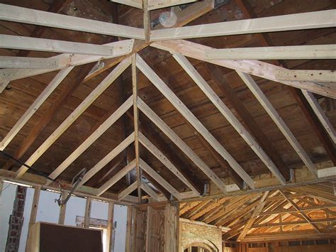 Raising A Ceiling by Framing That Is Creative Artisan