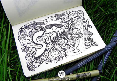 doodle summer doodle summer by vicenteteng on deviantart