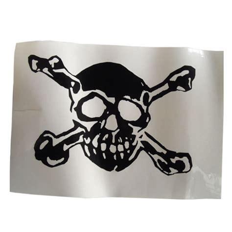 Autoaufkleber Schwarz by Pirate Autoaufkleber Skull Schwarz Ebay