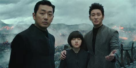 along with the gods director review along with the gods is a fantasy journey with c