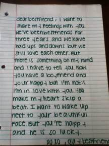 Thank You Letter Girlfriend Tumblr cute love letters to my boyfriend tumblr birthday letter to