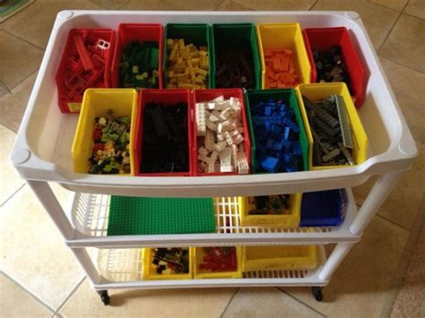 ikea lack shelf for lego display storage kids room idea 40 awesome lego storage ideas the organised housewife
