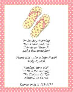 wording for wedding breakfast invitation sandals after wedding brunch invitations