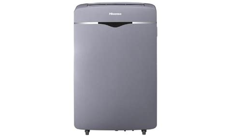 Hisense 12,000 BTU Portable Air Conditioner (Refurbished)   Groupon
