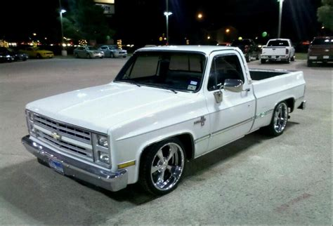 180 85 chevy truck white paint hanksgallery car stuff c10 chevy truck cars