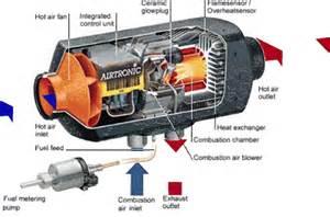 espar ltd products marine air heater kits flow diagram