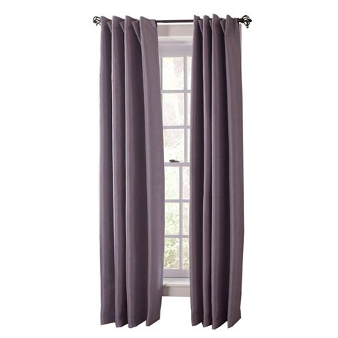 home depot draperies martha stewart living fig faux silk room darkening back