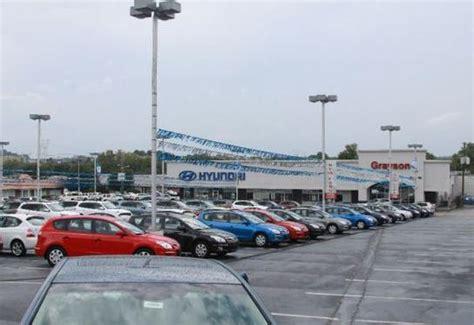 Grayson Hyundai Knoxville by Grayson Hyundai Car Dealership In Knoxville Tn 37923 5002
