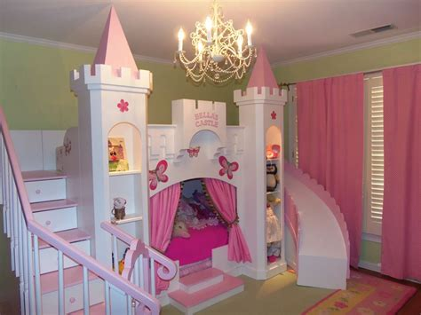 Princess Bunk Bed Castle New S 2 Custom Princess Castle Loft Bed Quot Free Delivery Setup Carolinadreamscustomdesigns