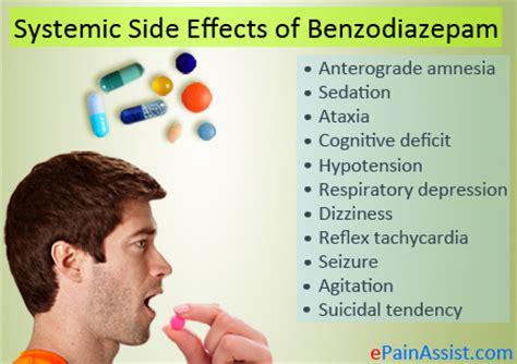 Xanax Detox Side Effects by Benzodiazepines Valium Xanax Klonopin Ativan