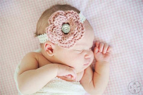 blooms crochet flower headbands by littlebirdieshoppe vintage headband collection with 4 flowers 183 do