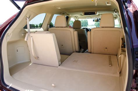 space seating 2014 toyota highlander performance and technology motor