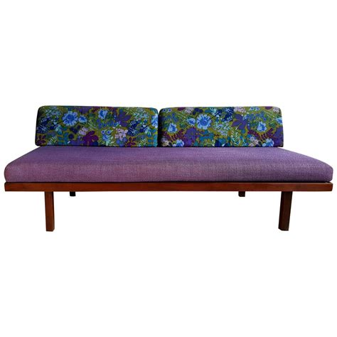 mid century daybed sofa mid century modern daybed sofa george nelson inspired for