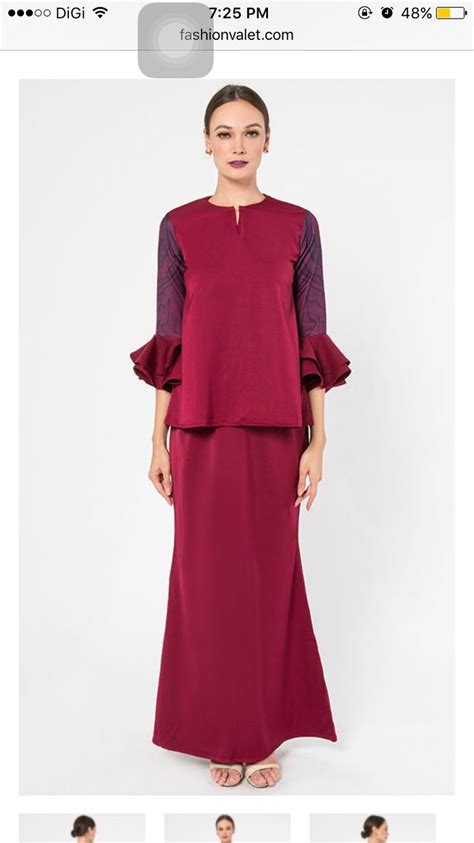 fashion baju raya indonesia 45 best fesyen baju kurung moden images on pinterest