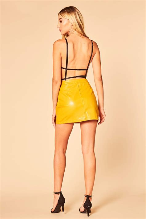 Mini Dress Meow meow mod mini skirt honeybum