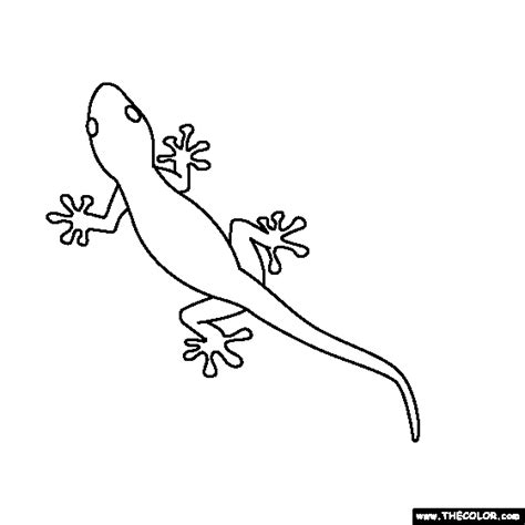 cute gecko coloring pages gecko coloring download gecko coloring