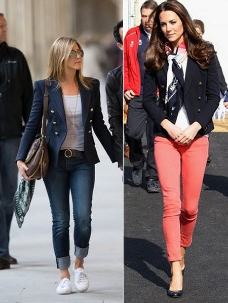 Jennifer Aniston Loses Fashion Competition To Kate