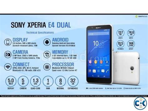 Batre Baterai Battery Sony E4 E4 Dual Original Battery brand new sony xperia e4 dual see inside for more clickbd