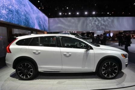 2015 5 Volvo V60 Cross Country Owners Manual Transmission