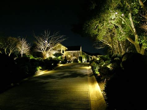 led landscape lighting kit best led low voltage landscape lighting kits landscape