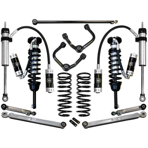 2003 Toyota 4runner Lift Kit Icon 0 3 5 Quot Lift Kit Stage 6 Tubular For 2003 2009