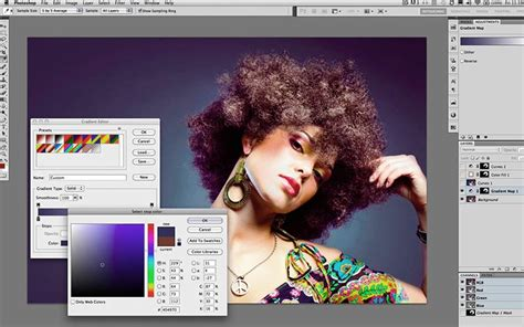 changing hair color in photoshop changing hair color in photoshop eureka imaging