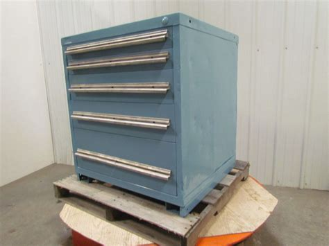 used industrial storage cabinets with drawers vidmar type 5 drawer industrial tool storage parts