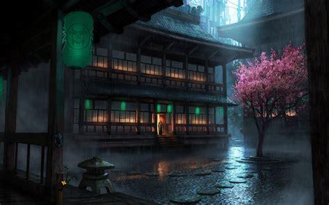 Asian Garden Art - japanese wallpaper for pc wallpapersafari