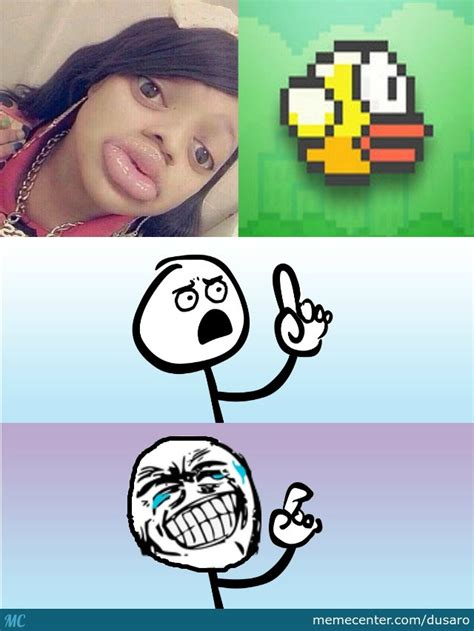 Flappy Bird Meme - flappy human flappy bird by dusaro meme center