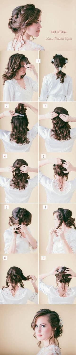 Hairstyle Tutorials by 14 Diy Hairstyles For Hair Hairstyle Tutorials