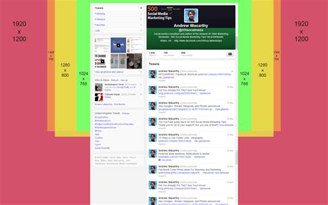 twitter bio layout social media templates 2014 2015 psd facebook twitter