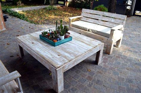 pallet furniture patio wooden pallet furniture set for patio 99 pallets
