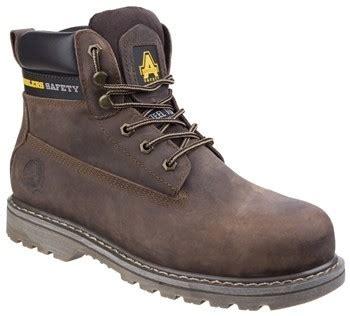 Sepatu Murah Timberland Stallion High Safety Boots fs164 welted boot