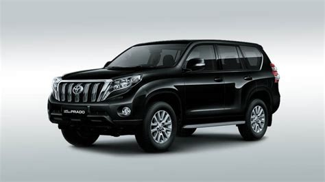 toyota models and prices toyota land cruiser prado 2018 see model pics and prices