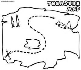map coloring pages treasure map coloring pages coloring pages to