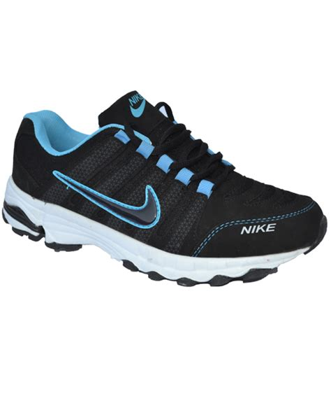 buy nike black sports shoes ls 118 in pakistan