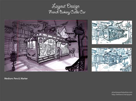 layout design animation layout design for animation on behance