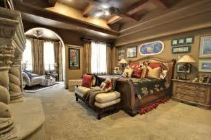 master bedroom luxury master bedrooms in rustic style with fireplace and wall art regarding