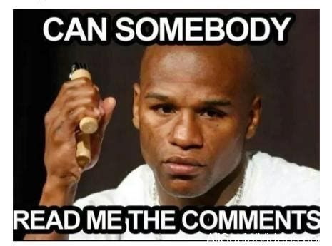 Funny Asshole Memes - can somebody pls read for floyd mayweather picture