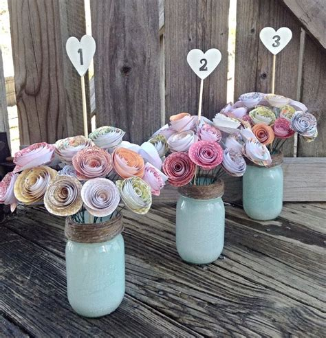 how to make paper flower centerpieces 25 best ideas about paper flower centerpieces on