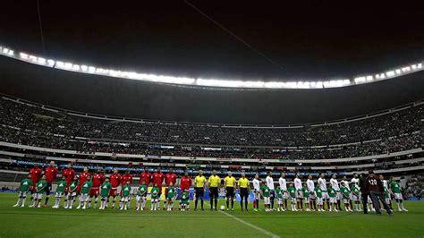 imágenes estadio azteca 191 el azteca ya no pesa en las eliminatorias marca claro