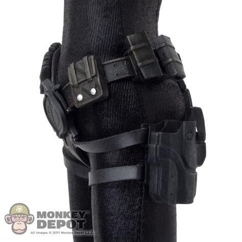 knife belt holster monkey depot belt sideshow baroness belt w pistol