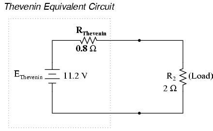 thevenin s theorem dc network analysis electronics
