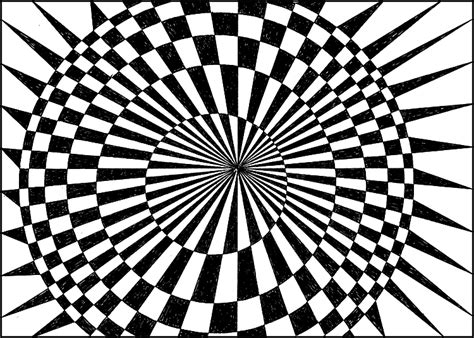 printable simple optical illusions maurin s art blog random page 2
