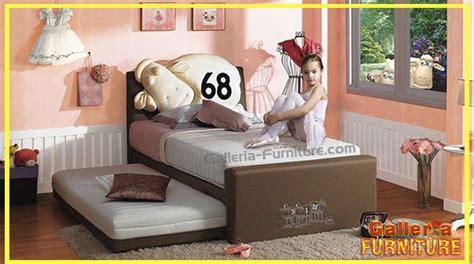 Tempat Tidur Elite Estima harga tempat tidur bed anak murah toko galleria