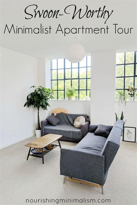 minimalist apartment tour swoon worthy minimalist apartment tour sophie nourishing minimalism