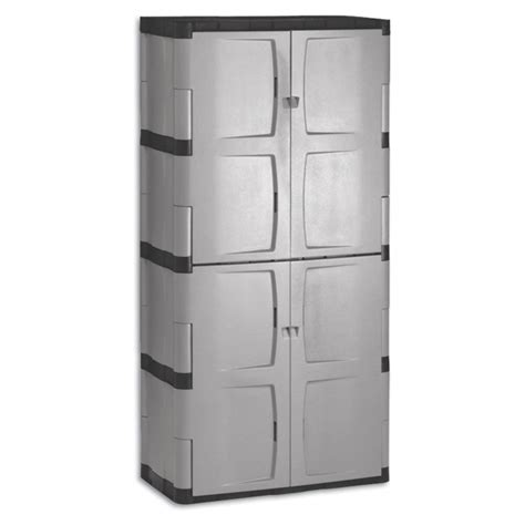 Rubbermaid Bathroom Storage Rubbermaid Storage Cabinet With Doors Storage Designs