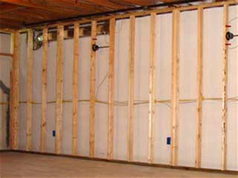 best way to frame a basement wall wondering how to frame a wall this section will provide