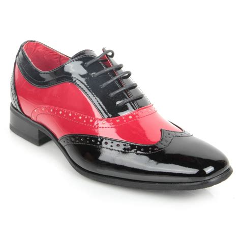 oxford spectator shoes mens spectator two tone black wingtip brogue