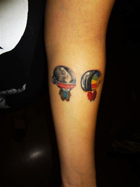 daft punk tattoo images designs